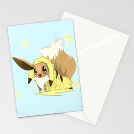 Eevee-licious! Stationery Cards