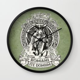 Boudicca: Original Nationalist Wall Clock