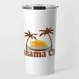 Panama City - Florida. Travel Mug