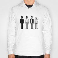 talking heads Hoodies featuring Talking Heads by Band Land