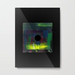 Floppy 26 Metal Print
