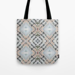 Hong Kong Kaleidoscope 04 Tote Bag