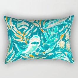 SHARK BITE Rectangular Pillow