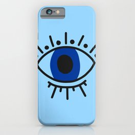 Cyclops | Greek eye | good luck | luck charm iPhone Case