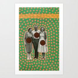 Vacanze Milanesi Art Print