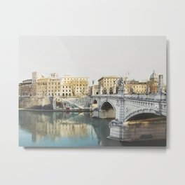 Roma #3 - Rome Italy Travel Photography Metal Print