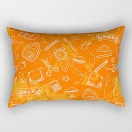 School chemical #5 Rectangular Pillow