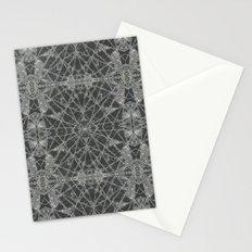 Frozen Black Stationery Cards