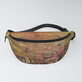 Downtown Portland as viewed from the Pittock Mansion- Portland, Oregon Fanny Pack