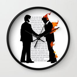 floyd Wall Clock