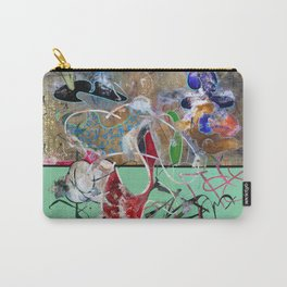 Invest in Imagination (oil on canvas) Carry-All Pouch