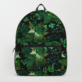 Irish Unicorn Backpack