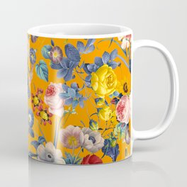 Summer Botanical Garden IX Coffee Mug