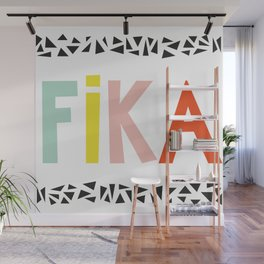 fika Wall Mural