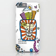 Summer Doodle iPhone 6s Slim Case