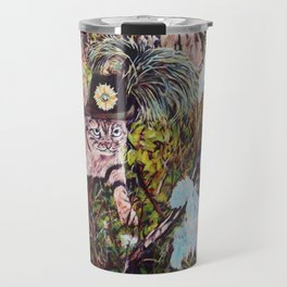 Puss in Boots Travel Mug