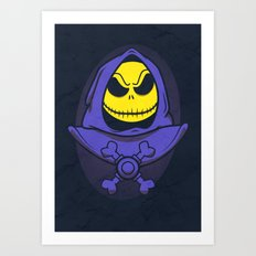 Skellingtor Art Print