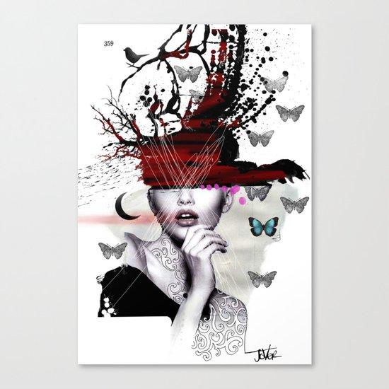 359 Canvas Print