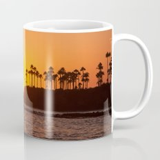 Laguna Beach Sunset Mug