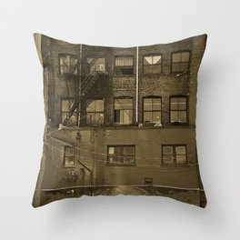 woodwards Throw Pillow