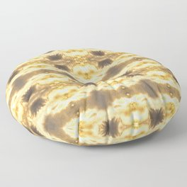 GoldenRoads Floor Pillow