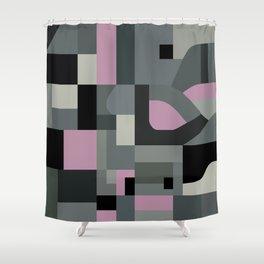 Langley Tex Shower Curtain