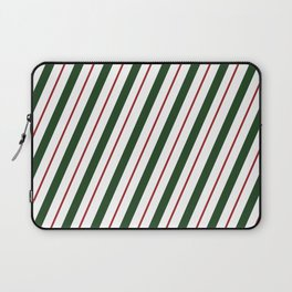 Peppermint Candy Cane Laptop Sleeve