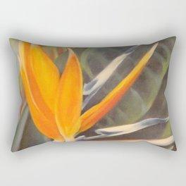 Bird of Paradise 3  Rectangular Pillow