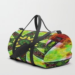 Road To Never Duffle Bag