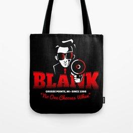 Mr Blank (Grosse Pointe Blank) Tote Bag