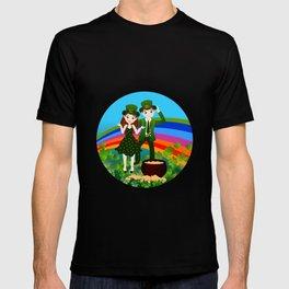 Kids and Saint Patrick Day T-shirt