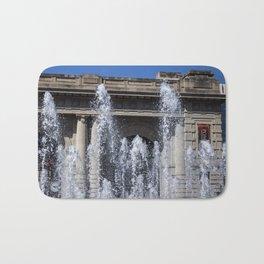 Union Station Fountain 2 Bath Mat