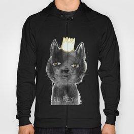 El Rey, The black cat Hoody