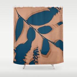 2020 Fall/Winter 03 Peach Shower Curtain
