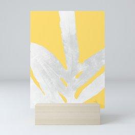 Ferns and Tangerines Mini Art Print