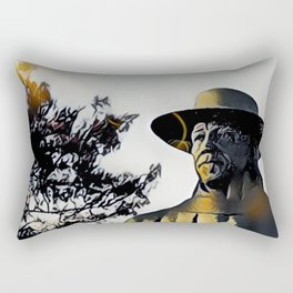 Life Without You - SRV - Graphic 1 Rectangular Pillow