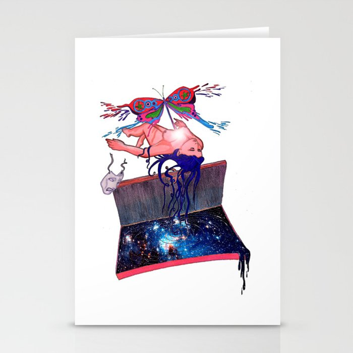 Catarsis Stationery Cards