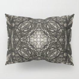 Branching Symmetry Pillow Sham