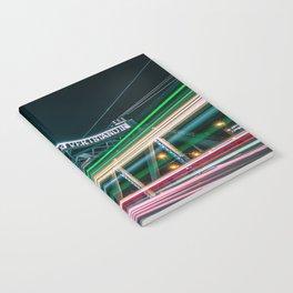 Queen Street East Notebook