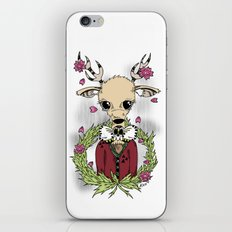 Going Stag. Hunting. iPhone & iPod Skin
