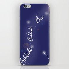 Bibbidi Bobbidi Boo iPhone & iPod Skin