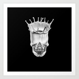 Calcium Is Good for You!  Art Print