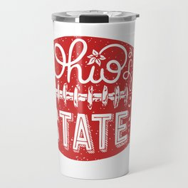 Ohio State Football Travel Mug