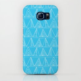 Triangles- Simple Triangle Pattern for hot summer days - Mix & Match iPhone Case