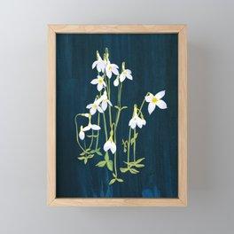 Bluets Framed Mini Art Print
