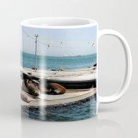 san diego Mugs featuring San Diego by Taylor