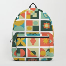 Geometric pattern #2 Backpack
