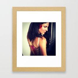 Christina Rosa Framed Art Print