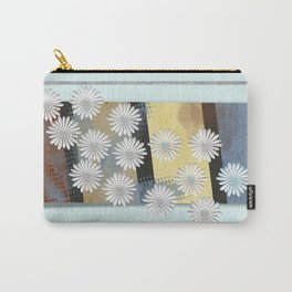 Floral card Carry-All Pouch