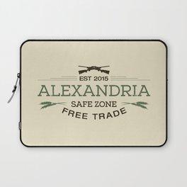 Alexandria Safe Zone Free Trade Laptop Sleeve